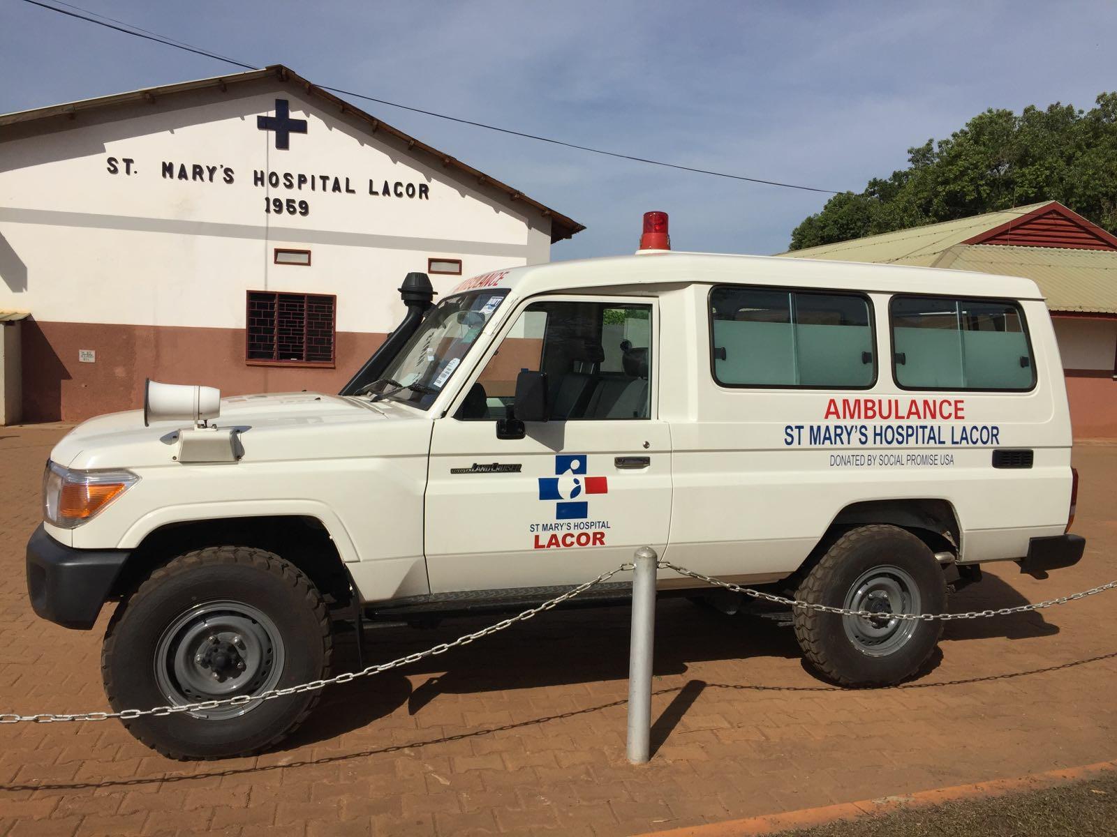 foTo ambulanza