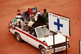 ambulanza 285