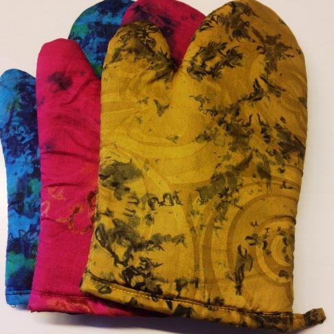 guanti da forno